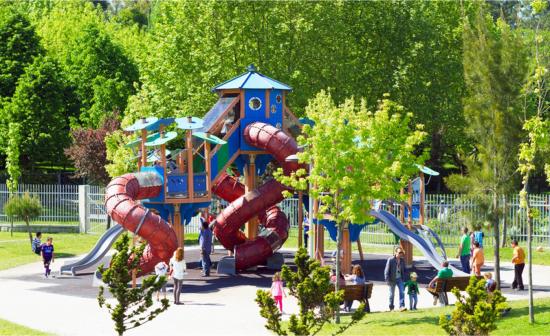 safe playground